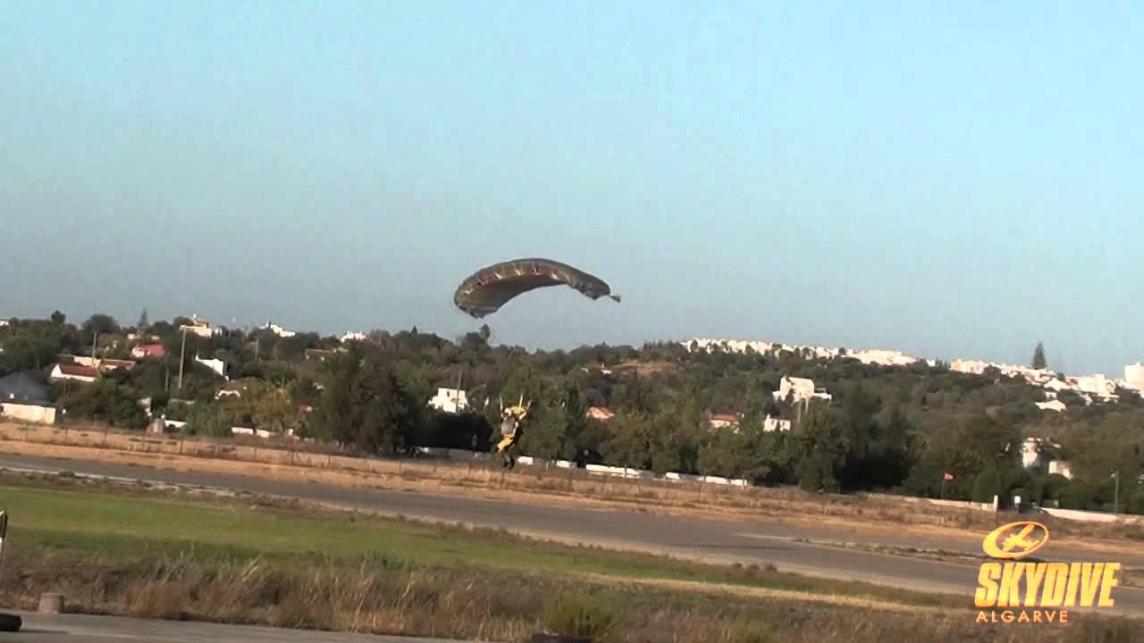 Canopy Course / Skye Algarve - Canopy school FlySafe & Canopy Course / Skye Algarve - Canopy school FlySafe - YouTube