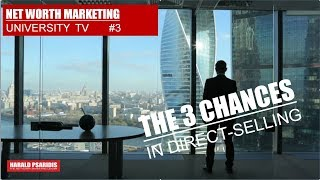 NET WORTH MARKETING USA  - SHOW #3 - YOUR TOP 3 CHANGES!