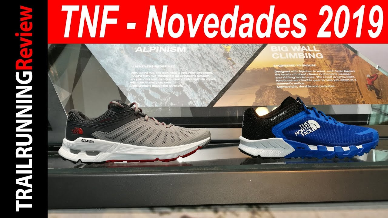 f80e71a06 The North Face - Novedades zapatillas Trail Running 2019