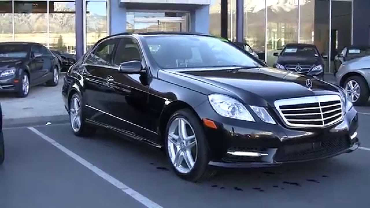 Mercedes benz 2013 e350 da701895p youtube for Mercedes benz e3 50