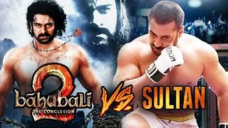 Baahubali 2 DEMOLISHES Sultan's Record, Becomes The Fastest Rs 200 Crore Film