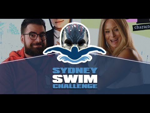 PAYDAY 2: The Swim Challenge and Mega Sydney mask!