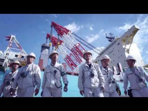 """Introduction of """"TSUNEISHI GROUP (ZHOUSHAN) SHIPBUILDING, Inc."""""""
