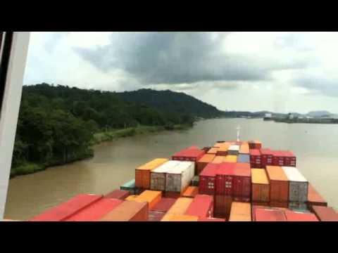 Panama Canal Cristobal Balboa