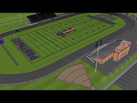 Kazmaier Stadium Renewal Project 360 Tour
