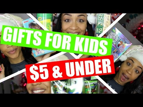 7 Awesome Gifts for Kids | $5 & Under