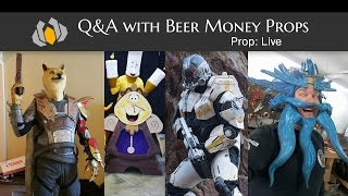 Prop: Live - Q&A with Beer Money Props - 2/18/2016