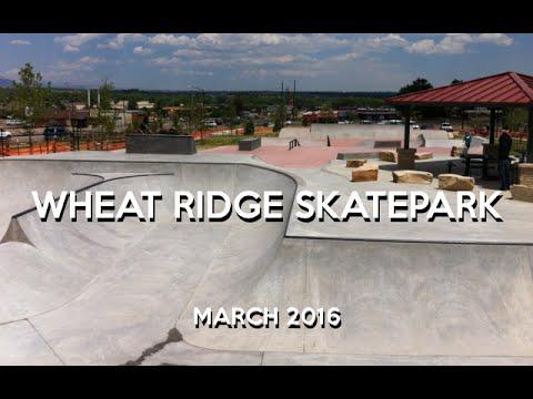 Wheat Ridge Skatepark | March 2016