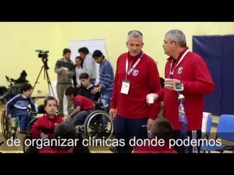 Buenos Aires CLINIC 2016 - Powerchair Football Argentina