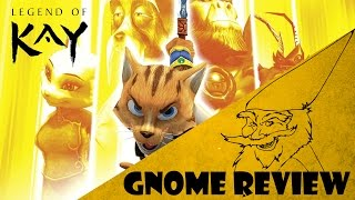 Legend of Kay Anniversary HD Remaster | Gnome Review