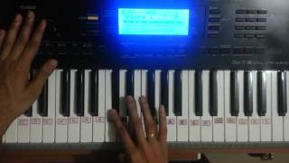 Gambar cover Noorondu nenapu | bhandana keyboard instrumental