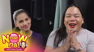 Push Now Na Exclusive: Jasmine Curtis-Smith's bag raid