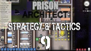 Prison Architect Strategy & Tactics 9: Blood and Soil