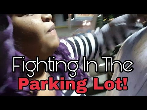 VLOG: HE SPOILS ME || FIGHTING IN THE PARKING LOT