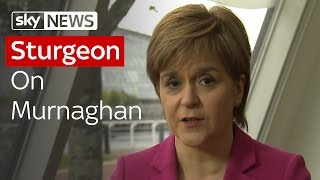 Nicola Sturgeon on Murnaghan