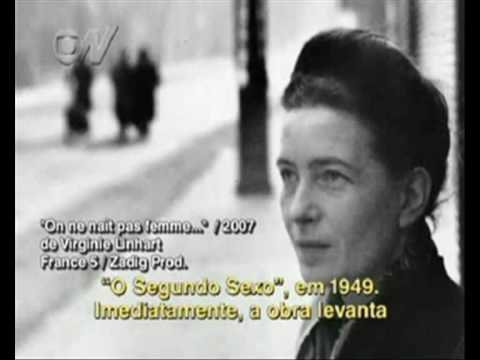 simone de beauvoir biography