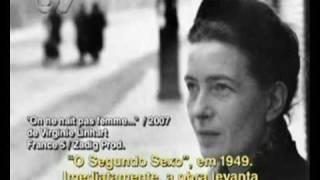 [Arquivo N] Simone de Beauvoir - Parte 1 de 3