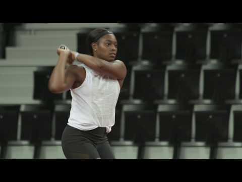 USTA Fed Cup 2018: Sloane Stephens vs. Kristina Mladenovic on Day 2