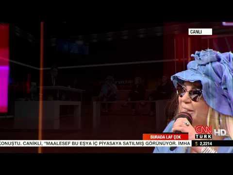 Zerrin Özer Zalim 20141126 CNN TURK HD