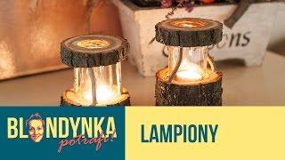 B008. Drewniane lampiony w 5 minut