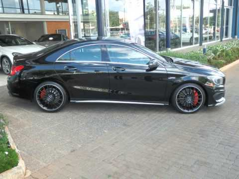2014 mercedes benz cla cla45 amg auto for sale on auto trader south africa youtube. Black Bedroom Furniture Sets. Home Design Ideas