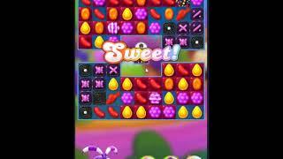 Candy Crush Friends Saga Level 438 - NO BOOSTERS 👩👧👦   SKILLGAMING ✔️