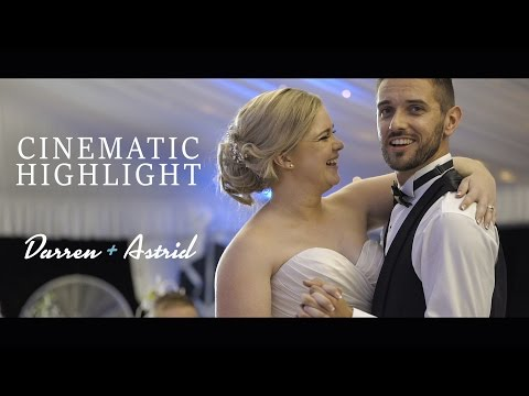 Darren + Astrid Wedding Cinematic Highlight at Coolibah Downs Private Estate, Gold Coast