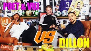 POET AND VUJ FROM COPA 90 INTERVIEWED BY DILLON FROM JAMIE JOHNSON