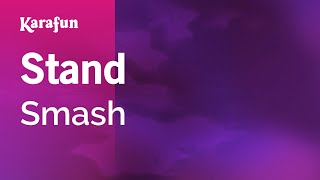 Karaoke Stand - Smash *