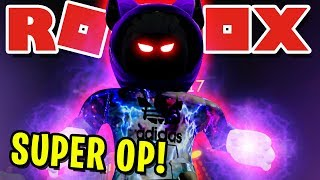 MOST * POWERFUL* VILLAIN IN ROBLOX POWER SIMULATOR CANT BE BEATEN UNLESS YOU HAVE THIS SECRET SKILL!!