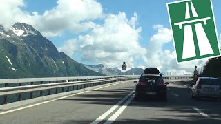 ch a13 driveway to the san bernardino tunnel