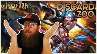 Legends of Runeterra ● Discard Zoo