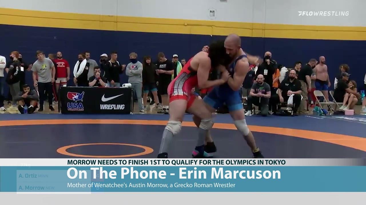 Austin Morrow Has Wenatchee Roots 2021-04-02