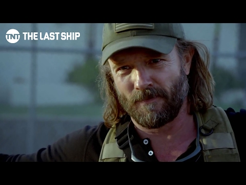 The Last Ship: Welcome to Gitmo Season 1 Ep. 2- Meet Tex [CLIP] | TNT