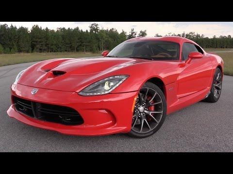 2013 Dodge/SRT Viper GTS: Start Up, Road Test & In Depth Review