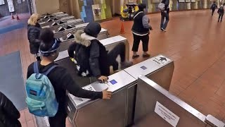 BART Fare Evasion Remains Rampant Despite Crackdown