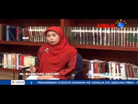 Hj. Badriyah Fayumi - Pendidikan Anak