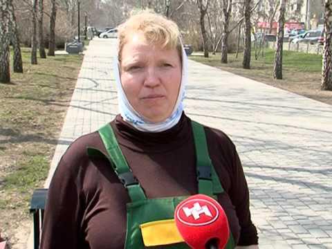 В Первомайском и Ленинском районах Новосибирска уборку проводят лучше всего
