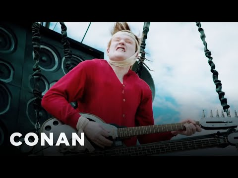Conan Hits Comic-Con® Mad Max-Style  - CONAN on TBS