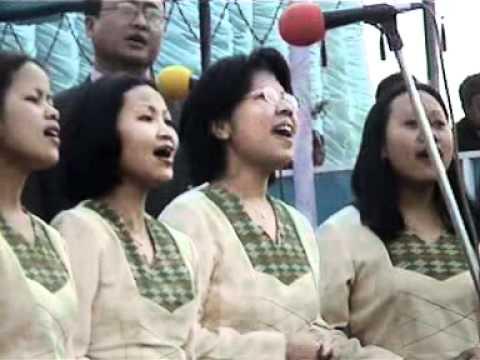 Mizoram Synod Choir - I Give You thanks
