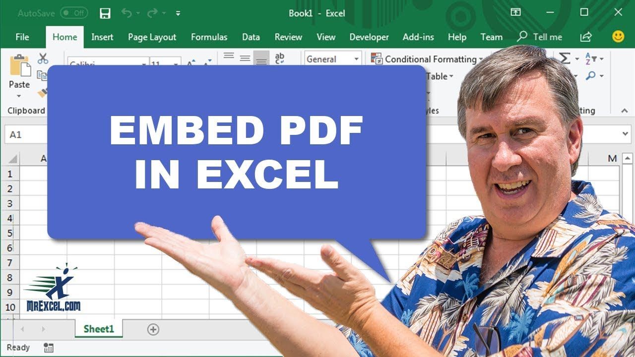 Learn Excel 2007 Through Excel 2010 From Mrexcel Pdf