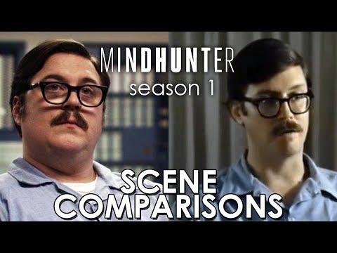 Mindhunter (2017) season 1 | Edmund Kemper - scene comparisons