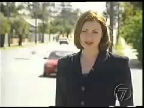 Australia News Reporter  'Thanks Fuckwit'