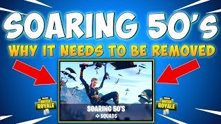 THE REMOVAL OF SOARING 50