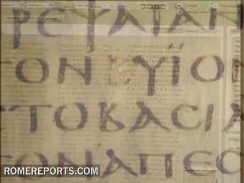 La Biblia Más Antigua Del Mundo Ya Está En Internet Youtube