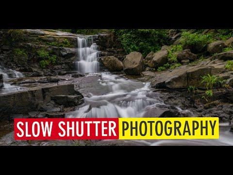 Slow Shutter Photography of Waterfalls | Long Exposure Photography Tutorial | Sonika Agarwal thumbnail