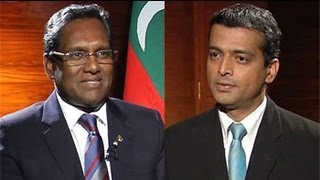 China will not replace India in the Maldives: President Waheed tells NDTV