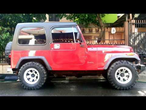 Jeep cj7 spirit diesel