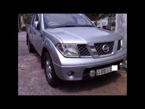 Nissan Navara Smart Cab For Sale In Sri Lanka