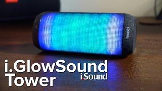 i.GlowSound Tower Speaker i.Sound ATACADO GAMES